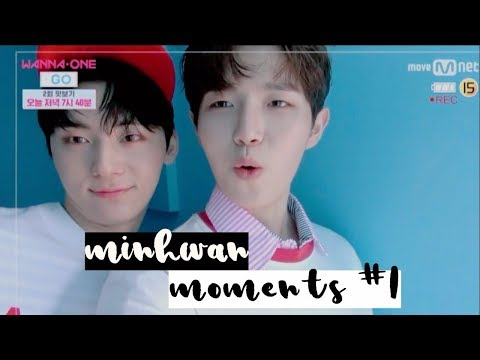 MinHwan Moments #1♡ || Opposites attract