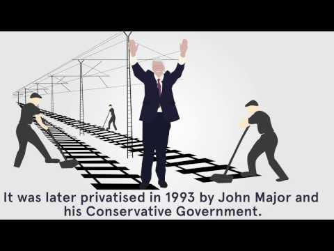 4 Myths Of UK Rail Privatisation