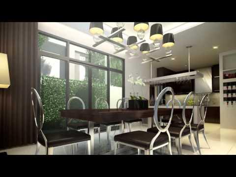 Hcape Residence @SiamPark บ้านเดี่ยวหรู สวนสยาม - เสรีไทย โครงการคุณภาพโดย Happy Land Group