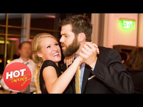 Jordan Davis Shares How he Met his Wife, Kristen 💕 Hot 20 | CMT