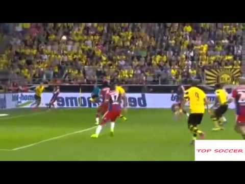 Bayern Munich vs Borussia Dortmund 1-1 - ALL Goals and Penalties Shootout - DFB Pokal Semifinal HD