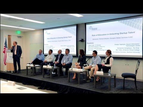 Armenia IT Forum 2016, USA, Silicon Valley,  Part 4