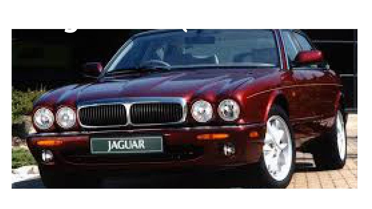 Classic Car Reviews Jaguar Xj 1997 2003 Buying Guide Youtube