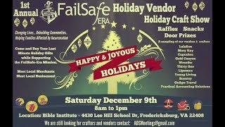 1st Annual FailSafe-Era Craft & Vendor Show
