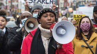 video: BLM activist Sasha Johnson was shot in garden by 'four black men', police say