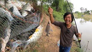 ไม่เคยผิดหวังถ้าตกปลาหมายนี้ / ต้อม คนทำมาหากิน