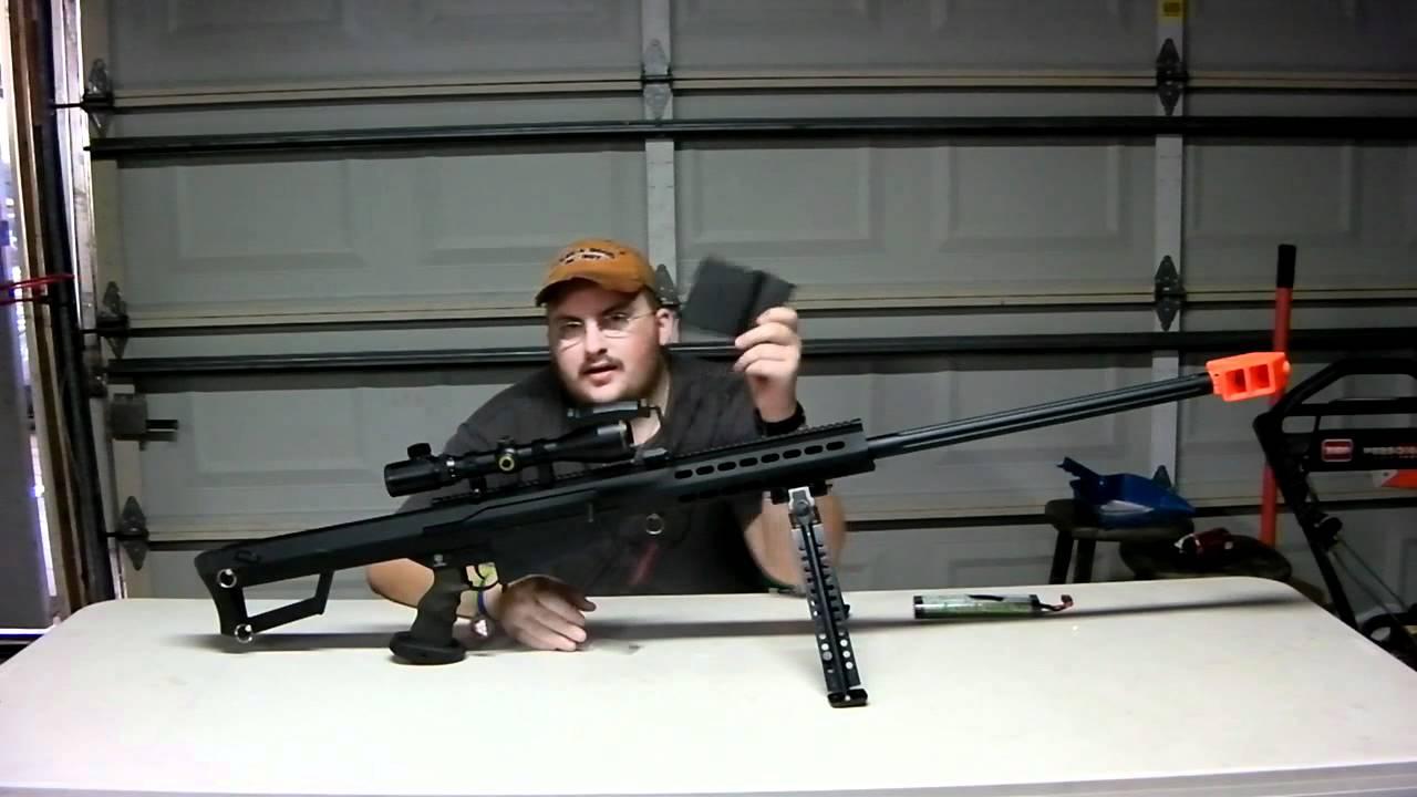 Barrett m107. Barrett m82. В нашем магазине вы можете купить снайперскую винтовку на любой вкус по доступной цене с доставкой по всем регионам.