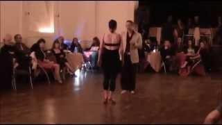 www.YolandaDance.com - Tango Argentino - Adriana Varela -  Milonga do Jamor - Março 2014