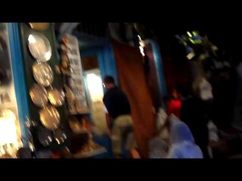 02/09/2012 -  Viaggio vacanza con mia figlia Valentina in Tunisia- Nel centro di Sibi Bou Said