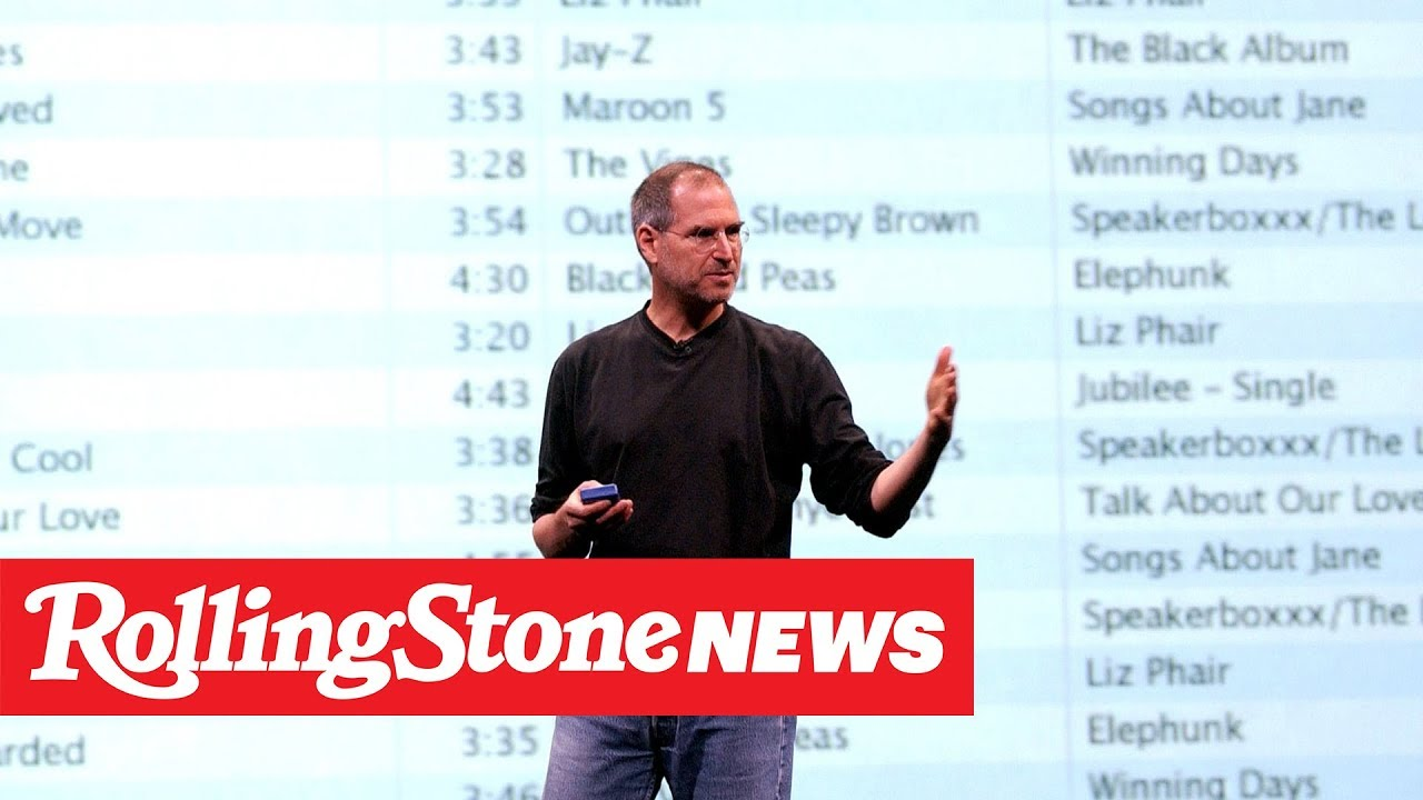 Apple Is Finally Killing iTunes | RS News 6/2/19