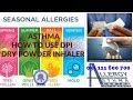 ASTHMA How to use DPI (Dry Powder Inhaler) ENGLISH LANGUAGE
