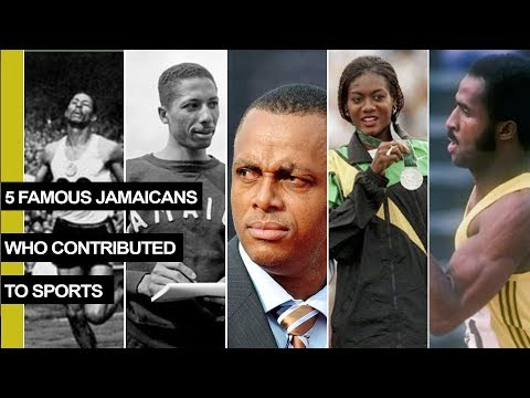 5 Famous Jamaicans in Sports