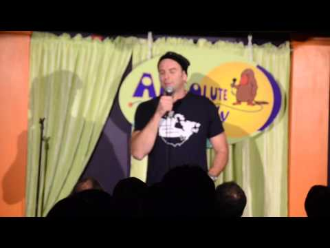 Former NFLrr Mark Hatfield stand up comedy