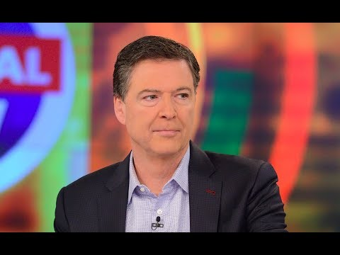 Former FBI Director James Comey On Motivation For Book, Says He's No Longer A Republican | The View