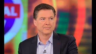 Former FBI Director James Comey On Motivation For Book, Says He\'s No Longer A Republican | The View
