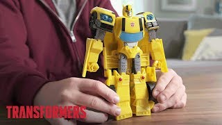 Transformers: Cyberverse - 'Action Attackers' Official TV Spot