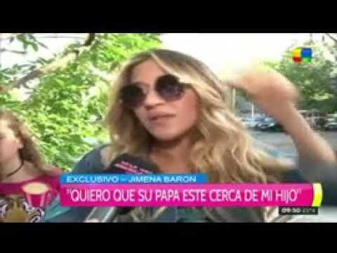 ¿Qué dijo Jimena Barón sobre el romance de Daniel Osvaldo?