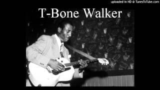 T-Bone Walker | Two Bone and a Pick - Mean Old World - T-Bone Shuffle