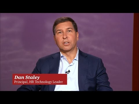 PwC Transform Human Capital - Leverage technology to enable an agile organization