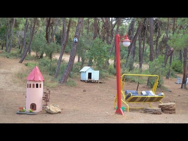 Heybeliada Kablo Mesire Alanı - Tanıtım Videosu