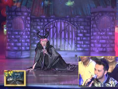 Vice Ganda as Maleficent on Its Showtime