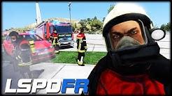 Mobile-Gaming bei der Feuerwehr! - GTA V LSPD:FR #464 | - Deutsch - Grand Theft Auto V LSPDFR