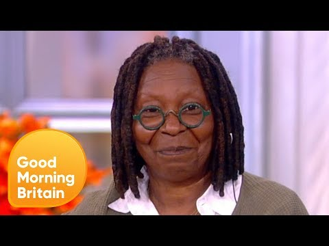 Whoopi Goldberg on the Fate of Sister Act  Good Morning Britain