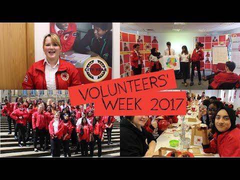 Volunteers' Week | City Year West Midlands