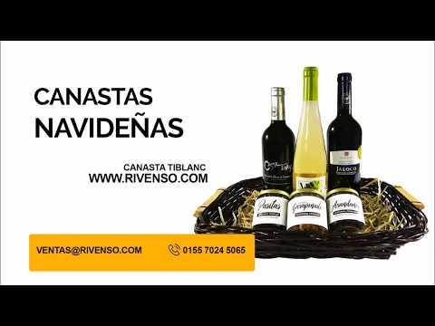 Arcones Navideños Canastas Navideñas Rivenso.com México