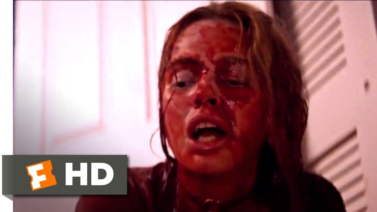 Download Assassination Nation (2018) - Trapped in the Bathroom Scene (7/10) | Movieclips