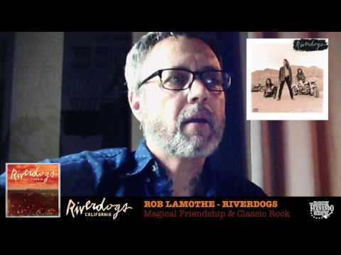 RIVERDOGS (ROB LAMOTHE) LIVE IN THE FERNANDO ROCK SHOW
