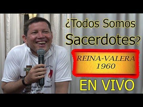 EL SACERDOCIO especial para NO CATóLICOS - PADRE LUIS TORO EN VIVO DESDE Bucaramanga Colombia