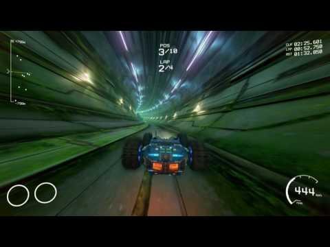 Grip gameplay RX 480