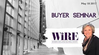 WiRE w/ Debbie Holloway: Thinking of Doing a Buyer Seminar?