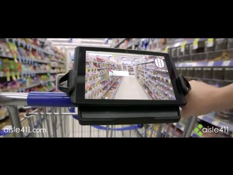 Aisle411 - Creating the Internet of Retail Stores