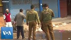 One Dead in Grenade Attack in Kashmir's Srinagar
