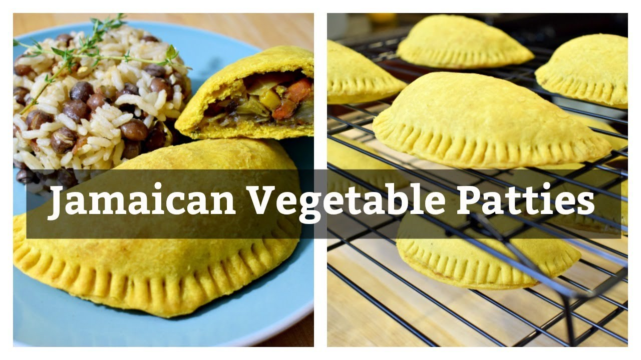 jamaican vegetable patty recipe