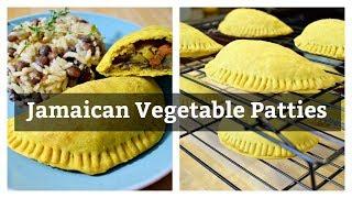 Jamaican Vegetable PattiesSolo Budget-Vegan