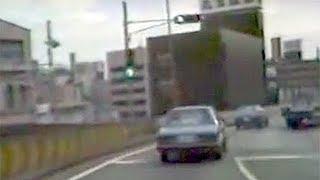首都高速の江戸橋にかつてあった信号機