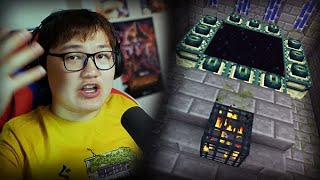 ЭЦЭСТ НЬ ХАЙСАН ГАЗРАА ОЛОХ ҮЕД (Minecraft)