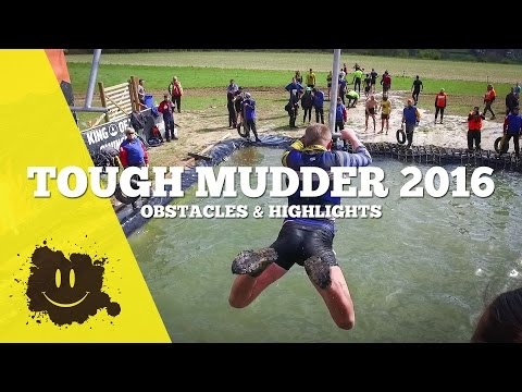 Tough Mudder 2016 Obstacles - Fun Filled Highlights