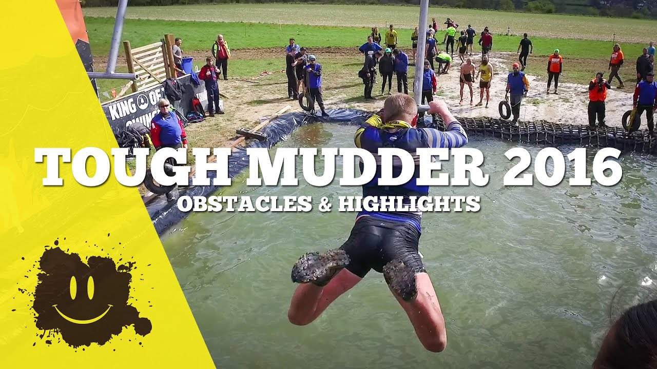 Tough Mudder 2016 Obstacles - Fun Filled Highlights - YouTube