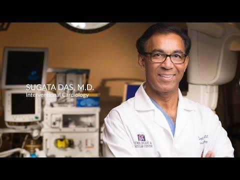 Meet Dr Sugata Das, Interventional Cardiologist