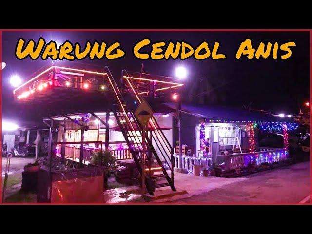 Warung Cendol Anis, Tanjung Pagar SIPITANG