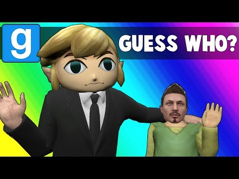 Thumbnail: Gmod Guess Who Funny Moments - Improved Ragdoll Ability (Garry's Mod)