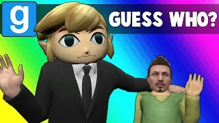 Gmod Guess Who Funny Moments - Improved Ragdoll Ability (Garry's Mod)