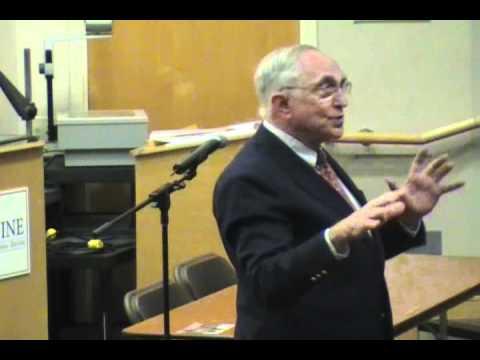 US-Israeli Relations w/ Former Ambassador Edward Peck Part 1