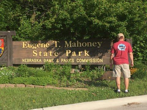 Mahoney State Park Nebraska May 2019