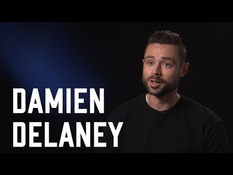 From The Dressing Room | Damien Delaney