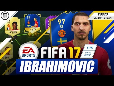FIFA 17 OH MY GOD... TOTS IBRAHIMOVIC!!! - FIFA 17 Ultimate Team